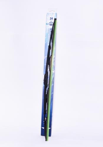 Дворники каркасные Чистая миля 610мм CM24F