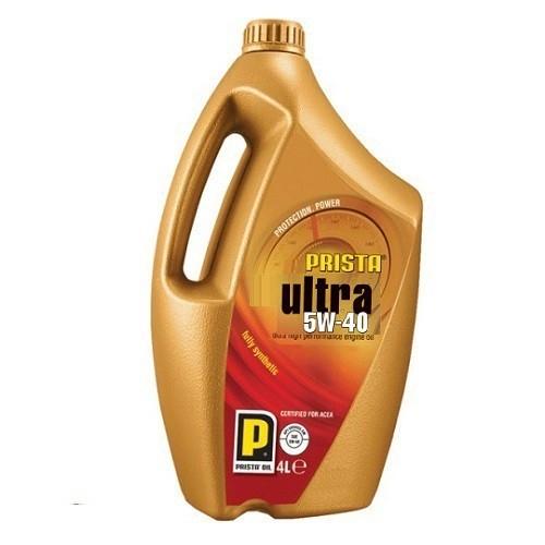 Моторное масло Prista ULTRA 5W40 4л  SN/CF
