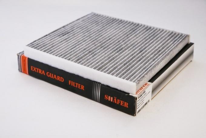Фильтр салонный SHAFER SAK199 Toyota Highlender, Lexus GS300, IS200 99-, RX300 -03 угольный
