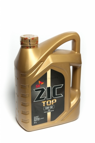 Трансмісійне масло Zic Gear G-F TOP 75w85 4л GL-4