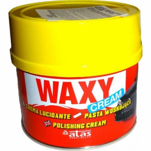Полироль кузова Atas WAXY 0.25л с воском