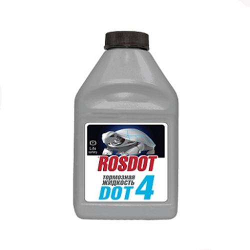 Тормозная жидкость РосДот-4  0,25л