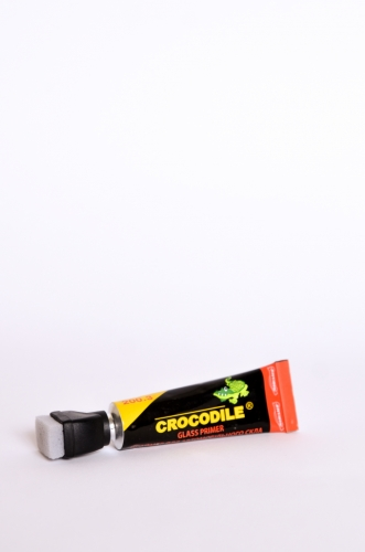 Клей д/стекла Crocodil 0,33л
