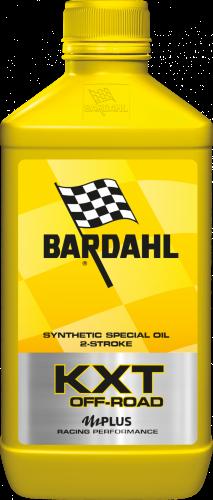 BARDAHL KXT OFF ROAD  SAE 50 1л.  229039