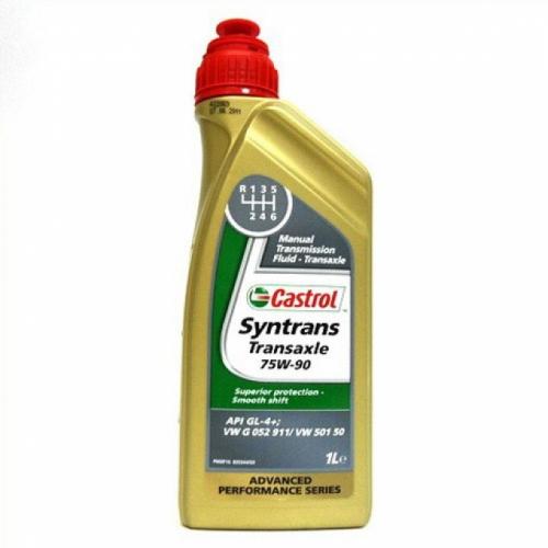 Трансмиссионное масло Castrol Syntrans Transaxle 75w90 1л
