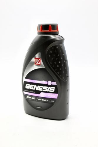 Моторное масло Лукойл Генезис Universal 5W40 1л.