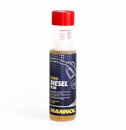 Присадка для дизельного палива Mannol 9984 Diesel Plus