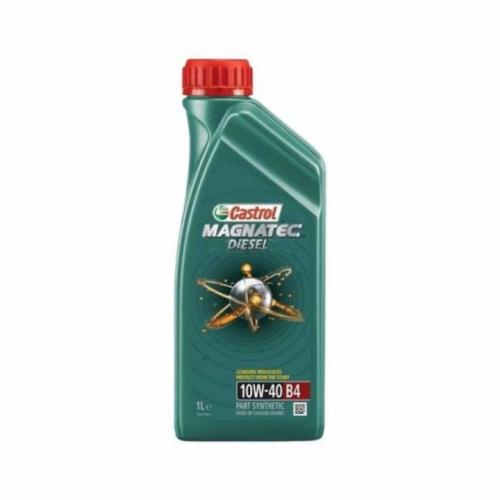 Castrol Моторне масло Castrol Magnatec Diesel 10w40 SL/CF A3/B4 1л. 1 л