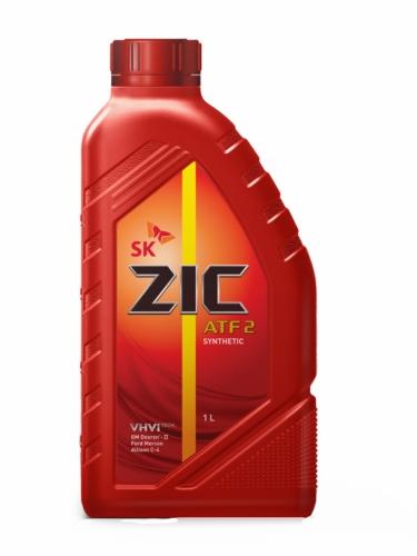 Zic ATF Dexron II Трансмиссионное масло 1л