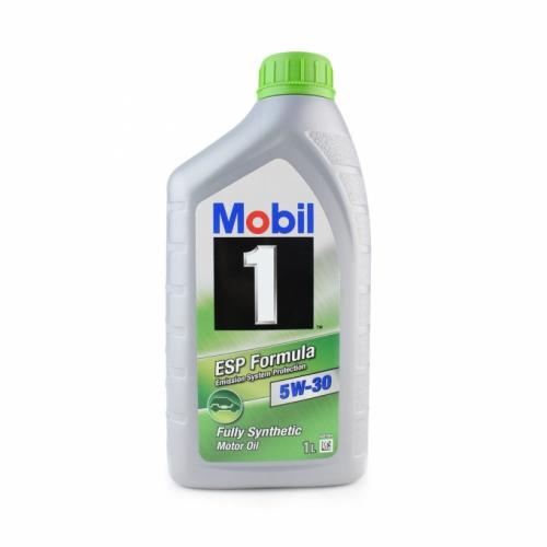 Моторное масло Mobil-1 ESP-FORMULA 5w30 1 л SN/CF, C3, VW 505/506