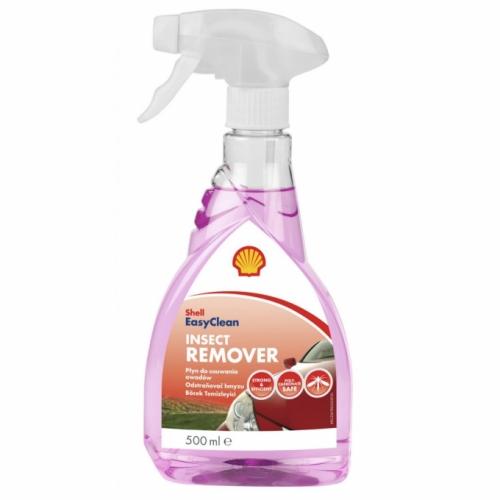 Shell Очиститель следов насекомых  Shell Turtle Wax Bug Tar Remover 0.5л 500