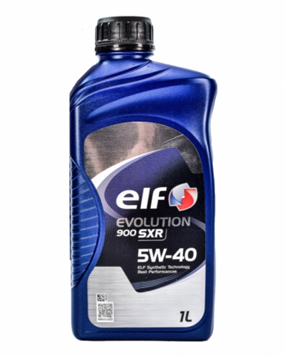 Моторное масло Elf EVOLUTION 900 SXR 5w40 1л/0,85кг