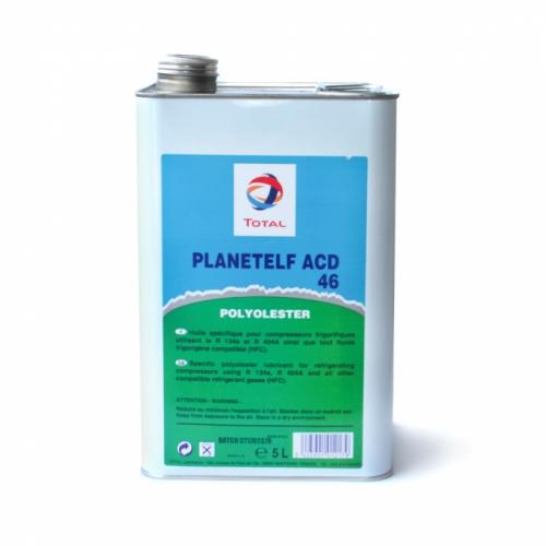 Компрессорное масло TOTAL Planetelf ACD 46 5л