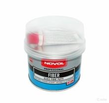 Шпатлевка Novol  Fiber стекл-но 0,2кг