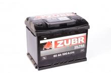 Аккумулятор ZUBR Ultra - 75A +правый (760 пуск)