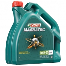 Моторне масло Castrol Magnatec 10w40 4л SN A3/B4