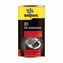 Присадка Bardahl противоизносная для новых двигателей B1 0,25л  1201