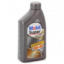 Моторное масло Mobil Super 3000 Diesel 5w40 1л CF
