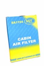 Фильтр салон SCT SA 1194 CITROEN Xsara(20)