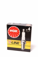 Свічки зажиг.NGK-4 Lada 2101-07 BP6E 5637 до-кт 4шт
