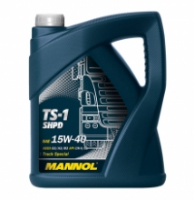 Моторне масло Mannol TS-1 Truck Special 15w40 SHPD