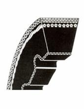 Ремінь SCT V462 AVX13 x 800La