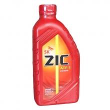 Zic ATF Dexron III Трансмиссионное масло 1л