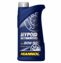 Mannol Hypoid Getriebeoil 80w90 1л GL-4/GL-5