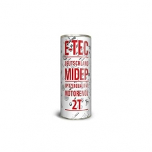 Моторное масло E-TEC (metal) MCO 2T 1л