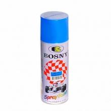 Фарба-аерозоль Bosny №15 світло-блакитна 0,4 л