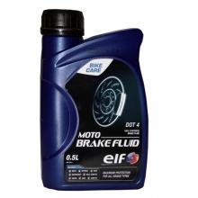 Тормозная жидкость Elf DOT-4 (MOTO Brake fluid)  0,5 л.