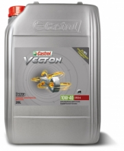 Castrol Моторное масло Castrol VECTON 10w40 20л. 20 л