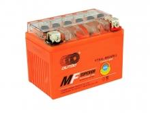 Аккумулятор МОТО OUTDO -4a гель Delta оранжевый