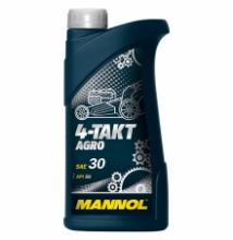 Моторное масло Mannol  4Takt Agro SAE 30 SG