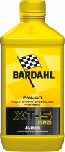 Моторное масло BARDAHL XT-S С60 5W40 1л.  355039