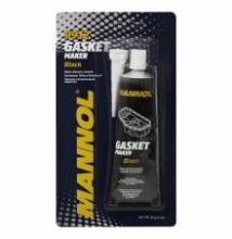 Герметик силик. черный Mannol 9912 85г