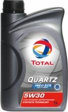 Моторное масло Total QUARTZ Ineo ECS 5w30 1л