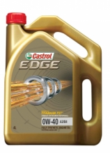 Castrol Моторное масло Castrol Edge  0w40 4л A3/B4 4 л