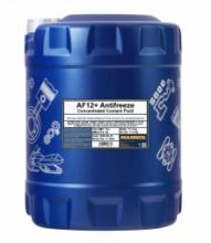 Охлаждающая жидкость Mannol Antifreeze AF 12+ Longlife красный 10л