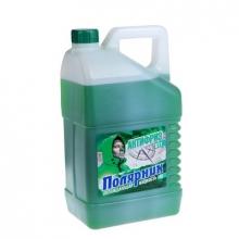 Антифриз Полярник (-40) зелёный 10 кг в п/э кан.