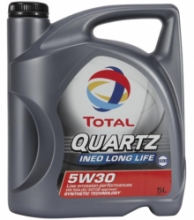 Моторное масло Total QUARTZ Ineo Long Life 5w30