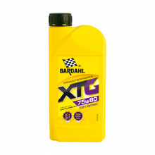 Трансмісійне масло BARDAHL XTG 75W80 1л. 36371