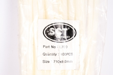 SCT Хомут  Cable Ties 9*710