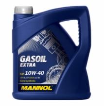 Моторное масло Mannol Gasoil Extra 10w40  SL/CF 4л