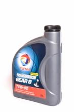 Трансмиссионное масло TOTAL Transmission Gear 8 75w80 2л