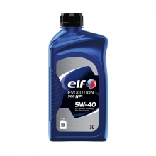 Моторное масло Elf EVOLUTION 900 NF 5w40 1л/0,85кг  НОВАЯ КАНИСТРА!!!