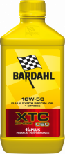 Моторное масло BARDAHL XTC C60 OFF ROAD 10W50 1л.  340140