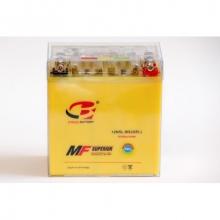 Аккумулятор МОТО GB CYCLE&OUTDO (высокий) желтый с индикатором  12 v 9 А гель