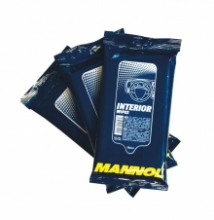 Салфетки д/пластика Mannol 9946 Interior Wipes
