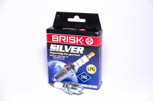 Свічки зажиг.BRISK Silver LR15YS до-кт 4шт 2101-10, Lanos 1.4 21кл